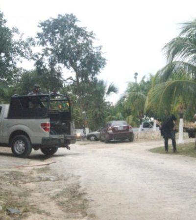 CATEAN RANCHO DE EJIDATARIO EN PLAYA: Militares y federales investigan carreras clandestinas de caballos en propiedad de Gaspar Aguilar Gómez