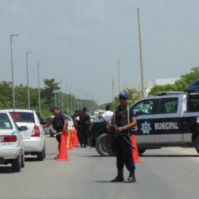 INSEGURIDAD EN PLAYA: Señala diario a la policía por 'bajar la guardia' contra el crimen durante altas horas de la noche y la madrugada