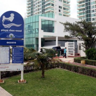 PATRIMONIO DE CANCUNENSES: Publican en el DOF formal entrega de Playa Chac Mool al Ayuntamiento de BJ