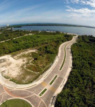 'ECOPARK' SERÁ 'PARQUE CANCÚN': Inician trámites para detonar polémico proyecto eco-turístico