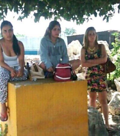Capturan a otros 4 presuntos 'clonadores' en Playa del Carmen