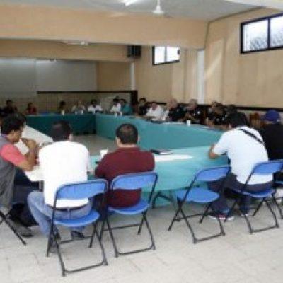 Prohibirán polarizados en transporte público, turístico y de carga para inhibir a la delincuencia en Cancún