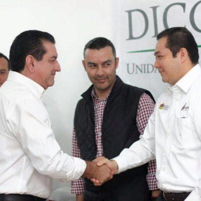 En año electoral, nombran titular de Diconsa en QR a Mario Castro, operador político del PRI