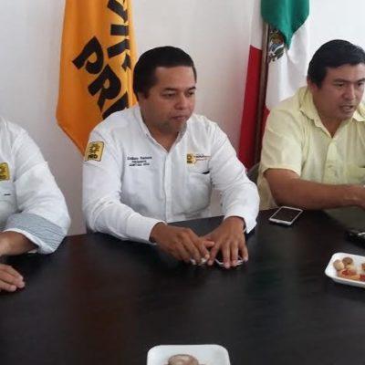 LLAMAN A REABRIR CUENTAS PÚBLICAS: Pide PRD renuncia de Alcalde de Solidaridad y de secretario de Hacienda por desvíos