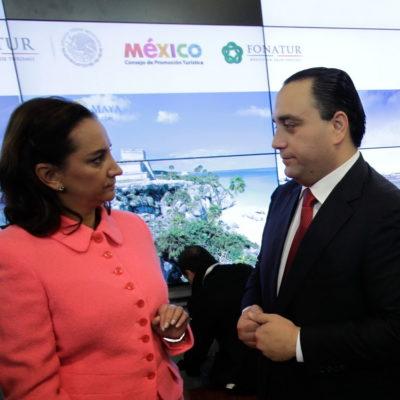Altavoz   Corrigen: Borge no va a Sectur