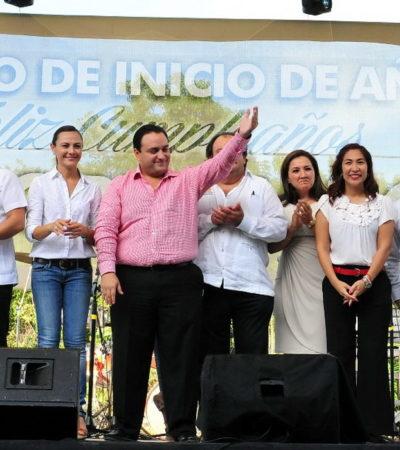 """""""MÁS QUE FIESTAS, SON ACTOS DE PRECAMPAÑA DISFRAZADOS"""": Anuncia PRD queja ante el INE por los 'cumple' masivos de Borge en QR"""