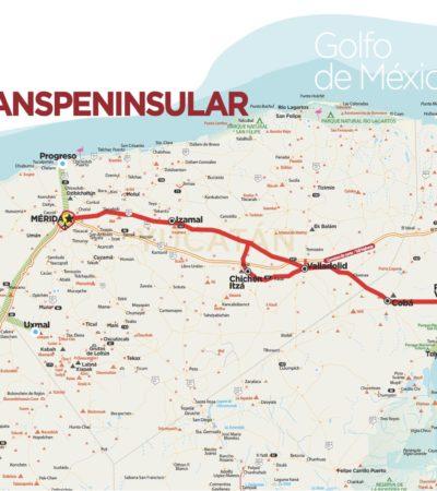 500 MDP DEL TREN, A LA BASURA: Cancelación del Tren Transpeninsular descarrila millonarios gastos en estudios de 2 años