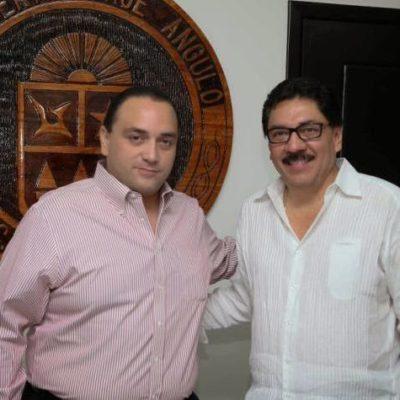 Ulises Ruiz, el golpeador del padre Alejandro Solalinde, 'mapachea' en Quintana Roo