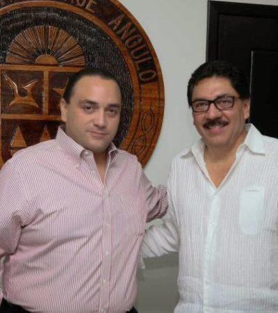 Rompeolas: Se acabaron las vacaciones pagadas de Ulises Ruiz en Cancún