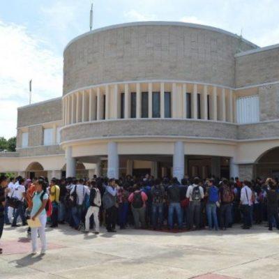 REGRESA LA EFERVESCENCIA A LA UQROO: Comunidad universitaria retoma reuniones por conflictos internos