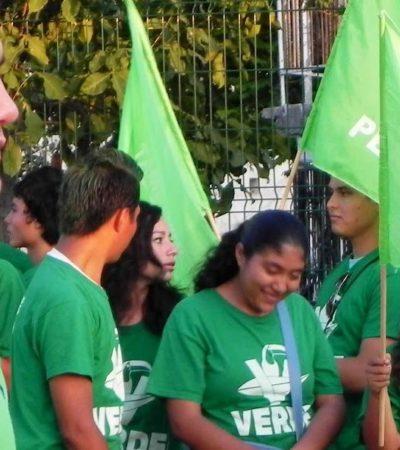 NUNCA DIO GOLPE Y AHORA PIDE LICENCIA: Por las campañas, confirman que 'El Niño Verde' deja temporalmente el Senado