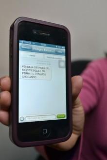 SIGUE ACOSO CONTRA PERIODISTAS: Amenazan de muerte a reportera Verónica Huerta en Veracruz