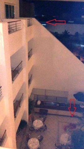 TRAGEDIA EN LA ISLA: Cae turista canadiense desde tercer piso de céntrico hotel en Cozumel; no descartan suicidio
