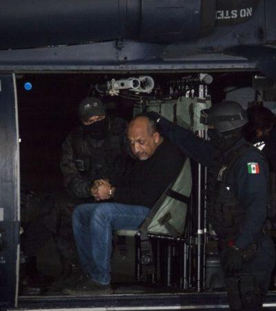 LA CAÍDA DE 'LA TUTA' Y LA CONEXIÓN MÉRIDA: Dan detalles de la captura del líder de 'Los Caballeros Templarios'; su hermano fue detenido en el fraccionamiento Altabrisa de la capital yucateca