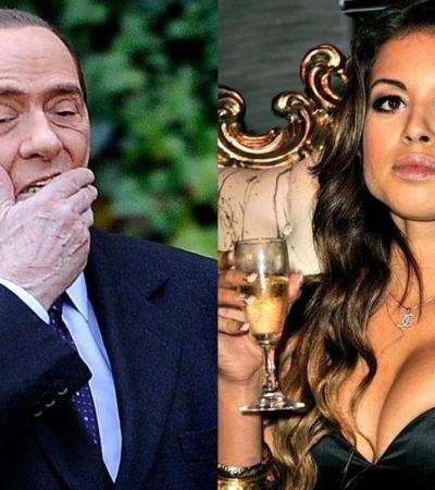 Investigan fiscales italianos inversiones de 'Ruby' en Playa del Carmen con dinero de sobornos de Silvio Berlusconi
