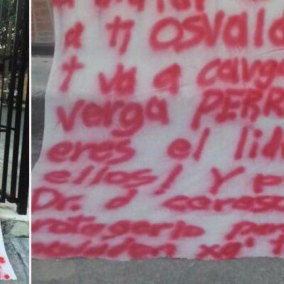 PINTA FEO NARCOGUERRA EN LA RIVIERA MAYA: Aparece otra narcomanta con nuevas amenazas contra el CDG por el negocio de la droga entre taxistas
