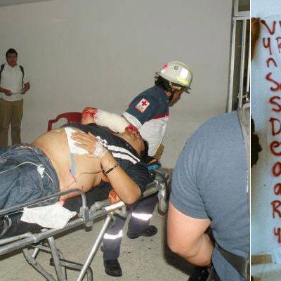 BALEAN A OTRO TAXISTA EN PLAYA: Tercer ataque armado en semana y media por cruenta disputa de la plaza entre narcos