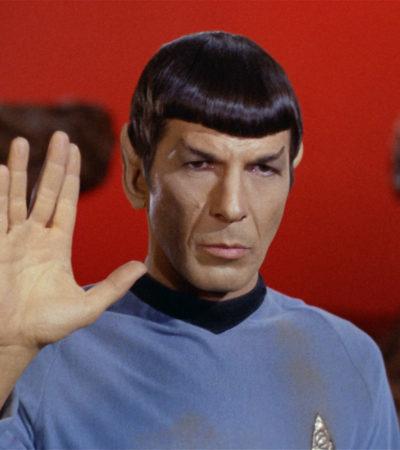 EMPRENDE MR. SPOCK SU ÚLTIMO VIAJE: A los 83 años, fallece el actor Leonard Nimoy, célebre por 'Star Trek'