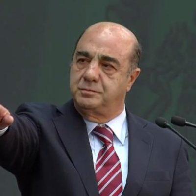 CONSUMAN RELEVO DE PROCURADOR: Asume Murillo Karam como nuevo titular de la Sedatu