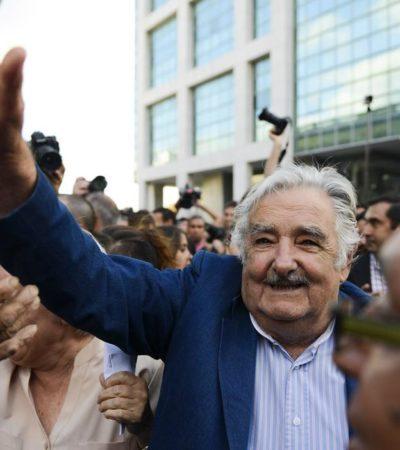 """""""NO ME VOY, ESTOY LLEGANDO…"""": Con inmensa popularidad, se despide el insólito José Mujica de la Presidencia de Uruguay"""