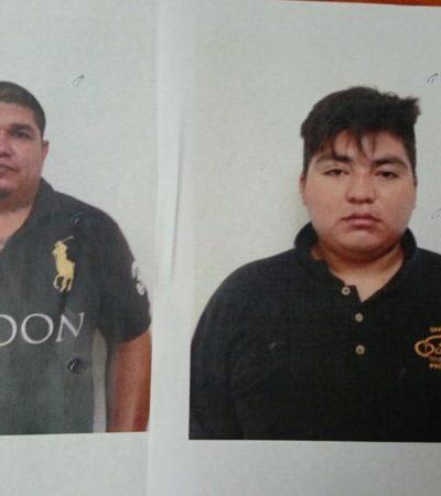 Capturan en la Región 233 de Cancún a 2 presuntos sicarios de los 'Los Pelones'