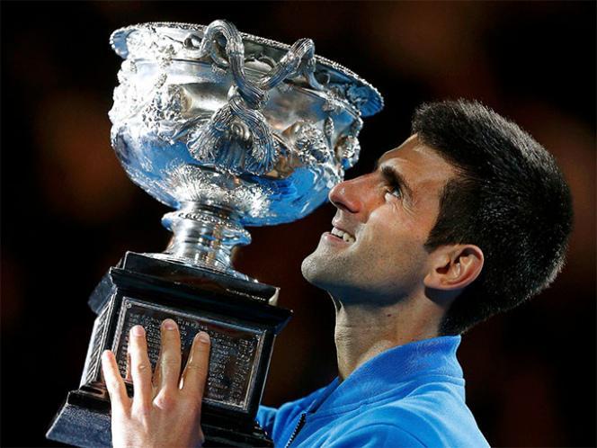 REINA DJOKOVIC EN AUSTRALIA: Gana el tenista serbio su quinto título en Melbourne, más que nadie en la historia