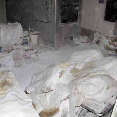UN 'FRAUDE', LO DEL CREMATORIO: Recibían los cadáveres, pero nos los incinearaban y engañaban a familiares, dice Rubido