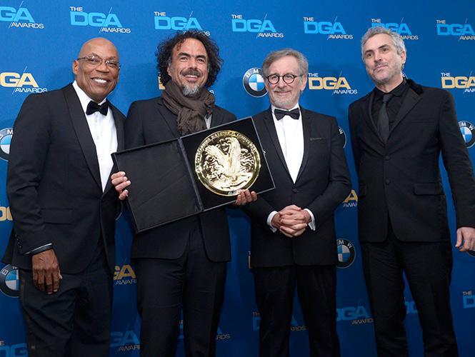 SIGUE IÑÁRRITU VOLANDO ALTO: Gana el mexicano el premio del Sindicato de Directores de EU por 'Birdman'