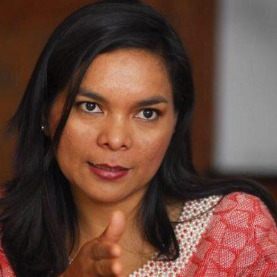 Elige PRD a Beatriz Mojica, ex funcionaria de Ángel Aguirre, como candidata a gubernatura de Guerrero