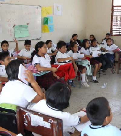 ¡SE ACABARON LAS VACACIONES!: Reanudarán clases casi 192 mil alumnos y más de 10 mil maestros en QR