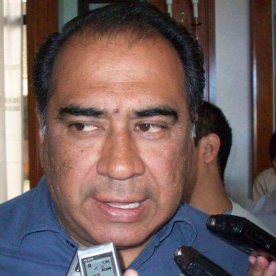 Es Héctor Astudillo, candidato del PRI a la Gubernatura de Guerrero; Claudia Ruiz Massieu se autodescartó