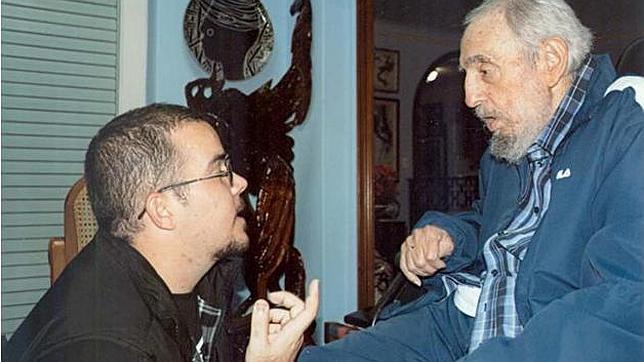 Ante rumores sobre agravamiento de salud a sus 88 años, revelan fotos recientes de Fidel Castro con buena pinta