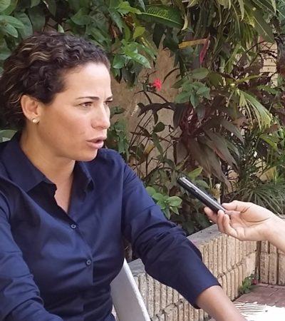 ELIGE PRD A UNA DEPORTISTA PARA DIPUTADA: Designan a Iris Mora como candidata en el Distrito 03 de Cancún; confirman a Sergio Flores en el 01 y a Domingo Flota en el 02