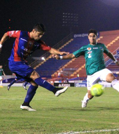 AGARRAN VENADOS A LOS POTROS DE 'PUERQUITO': Cuando perdían 2-0, Mérida da la sorpresa y derrota 3-2 al Atlante