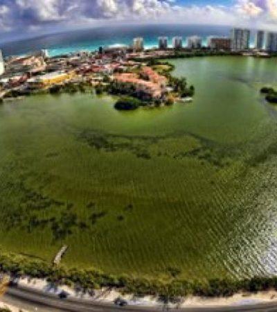 ¿OTRO PROYECTO FALLIDO?: Por recortes federales, peligra construcción de puentes sobre la Laguna Nichupté en Cancún