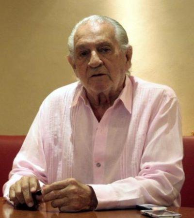ROBERTO CINTRÓN TIENE SUSTITUTO: Eligen a Carlos Gosselin Maurel cmo dirigente interino de los hoteleros de Cancún