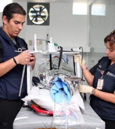 Trasladan a un hospital en Texas a niña quemada tras accidente de camión cañero en el sur de QR
