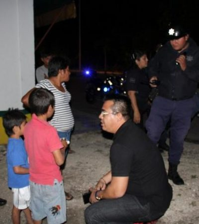 REALIDADES DE LA ZONA MAYA: Dos hermanitos, de 5 y 10 años, entran a robar a una tortillería porque no tenían para comer