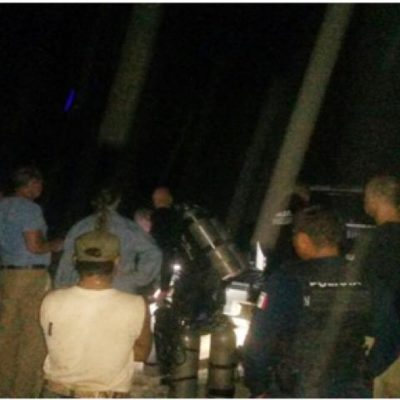 Hallan muerto a buzo de EU que fue a explorar cenotes en Tulum