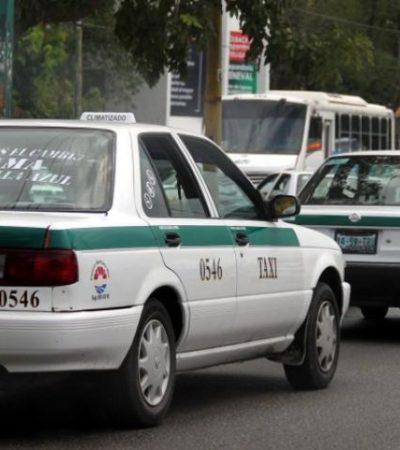 GOLPE AL BOLSILLO DE CANCUNENSES: A partir del domingo 1 de marzo entra en vigor el incremento en la tarifa de taxis