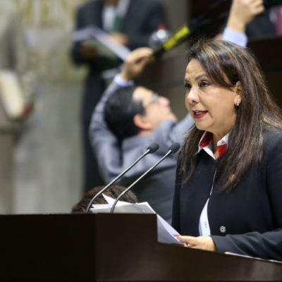 'DIENTES' CONTRA LA CORRUPCIÓN: Pide diputada Graciela Saldaña que la ASF proceda contra irregularidades del Gobierno de QR