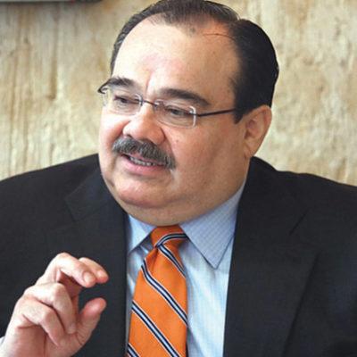 Con una diputación plurinominal, arropan al yucateco Jorge Carlos Ramírez Marín tras dejar la Sedatu