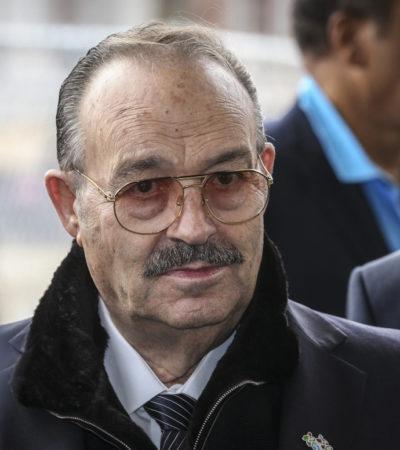 CAE 'SOLDADO' DEL SISTEMA: A los 82 años, muere Mario Vázquez Raña, dueño de medios oficialistas y líder vitalicio del Comité Olímpico Mexicano
