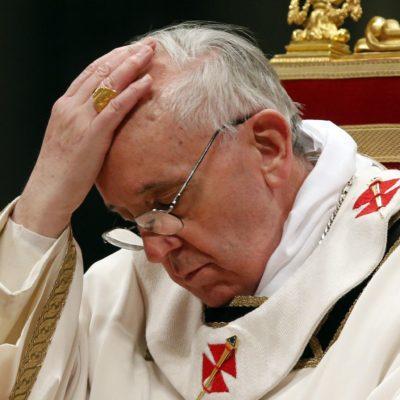 Antes de llegar a México, Papa Francisco expresa su pesar por tragedia carcelaria en Topo Chico