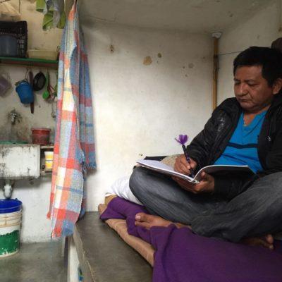 'PREOCUPA' A AMNISTÍA INTERNACIONAL CASO CANCHÉ: Exige que cese la criminalización en contra del periodista y activista maya, encarcelado en FCP
