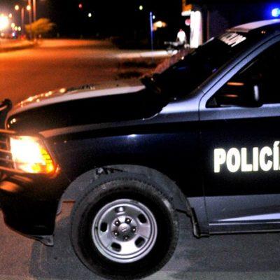 Investigan reporte de balazos en Residencial Santa Fe en Cancún