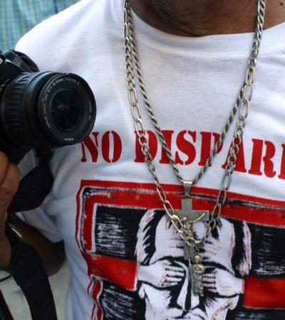 """""""NO ES EL CRIMEN ORGANIZADO EL PRINCIPAL PERPETRADOR"""": Fue el 2015 el año más violento para la prensa en México, documenta Artículo 19"""