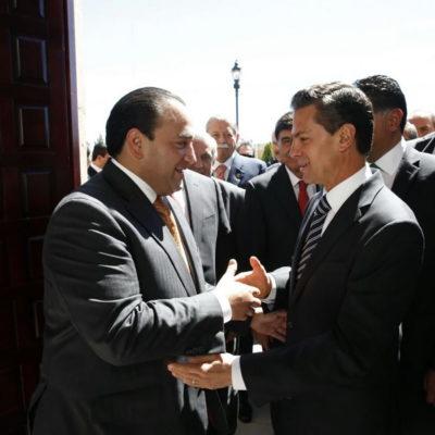 """""""NO CABE NADAR DE MUERTITO"""": Pide EPN a Gobernadores """"jalar parejo"""" y no evadir sus responsabilidades"""