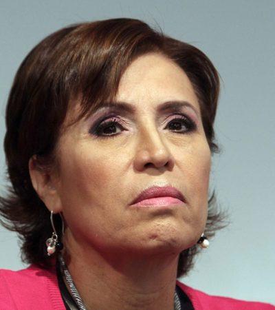 LOS 'CHEQUES EN BLANCO' DE ROSARIO ROBLES: Exhiben fraude masivo por 845 mdp en Sedesol con la Cruzada contra el Hambre