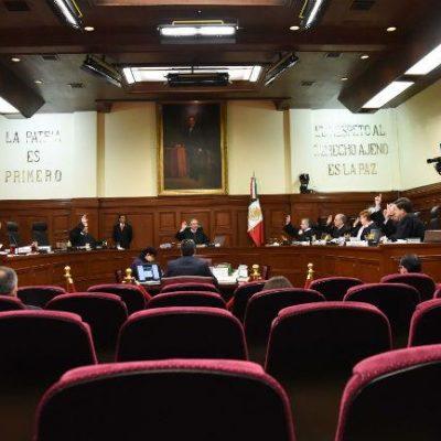 Limita la SCJN a un año el pago de salarios caídos por despido injustificado en un juicio laboral